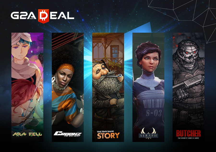 Angels, demons, and butchers: G2A Deal No. 5