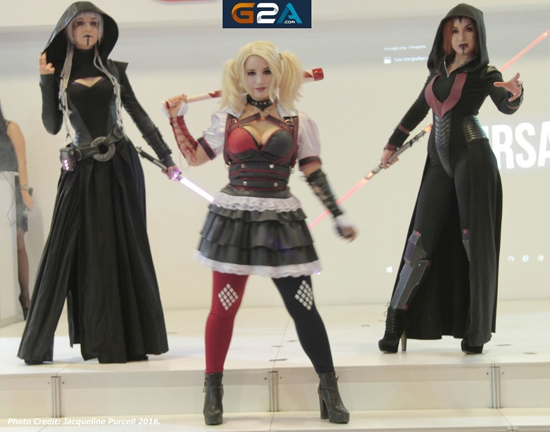 G2A.COM Entertains Gamers at GIST, Gaming Istanbul 2016