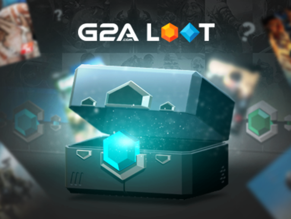 G2A Loot – creative gaming cases now accessible from G2A.COM