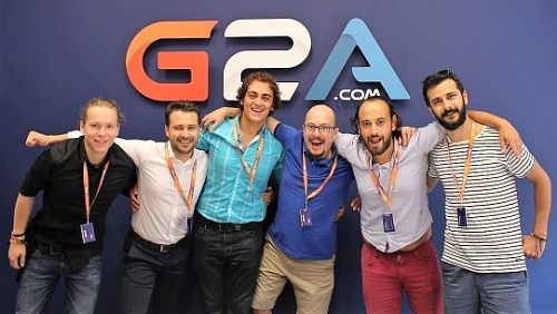 G2A.COM Hosts Regional Media Day