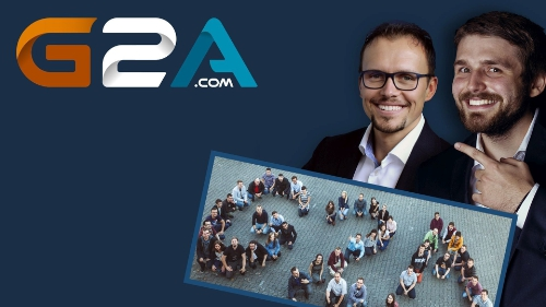 The Early History of G2A