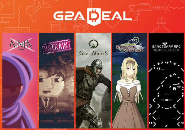 G2A Deal #6 will not be forgotten