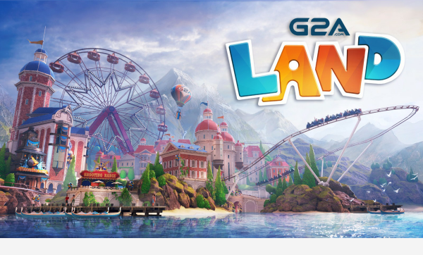 Scared of Friday the 13th? Stay home and visit G2A Land – the safest amusement park