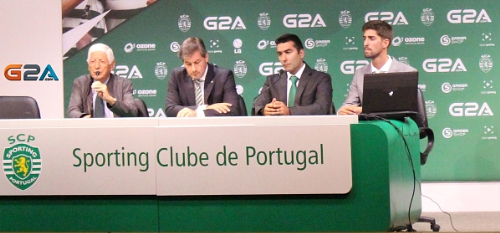 G2A and Sporting Club de Portugal Strengthen eSports in Mainstream Channels