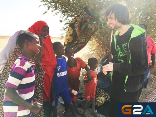 G2A, Together With Gaming for Good and Save the Children, Activate Gaming Community Avengers for Humanitarian Emergency All-Out Response Team (HEART) in Ethiopia
