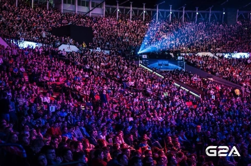 G2A is Now in Katowice for Intel Extreme Masters (IEM) Finals 2016