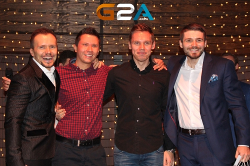G2A Winter Wonderland Party - Celebrating the Birthday of the G2A.com Marketplace