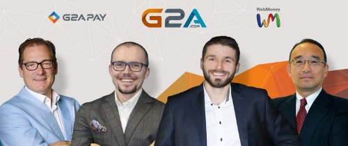 Japanese Gamers Can Pay with WebMoney Japan G2A Announces