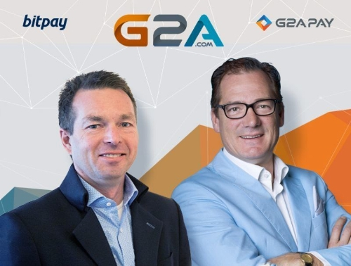 Gaming Giant G2A Now Accepts bitcoin Through Partnership with BitPay