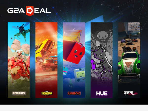 Second G2A Deal goes live on March 30th
