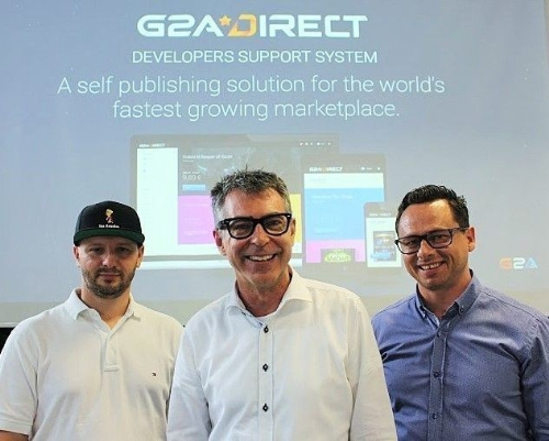 G2A Direct - Open Doors Developer Support System, G2A Direct Goes Live Today