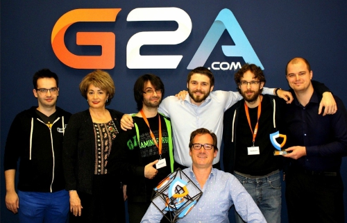 G2A.COM and Gaming for Good Announce: 'Humanitarian Emergency All-Out Response Team' (HEART)