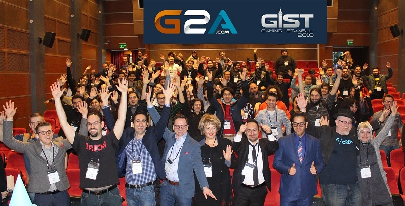 G2A Supports Gaming Istanbul 2016 - Launches G2A 3D+ and 3D Printing Merchandise