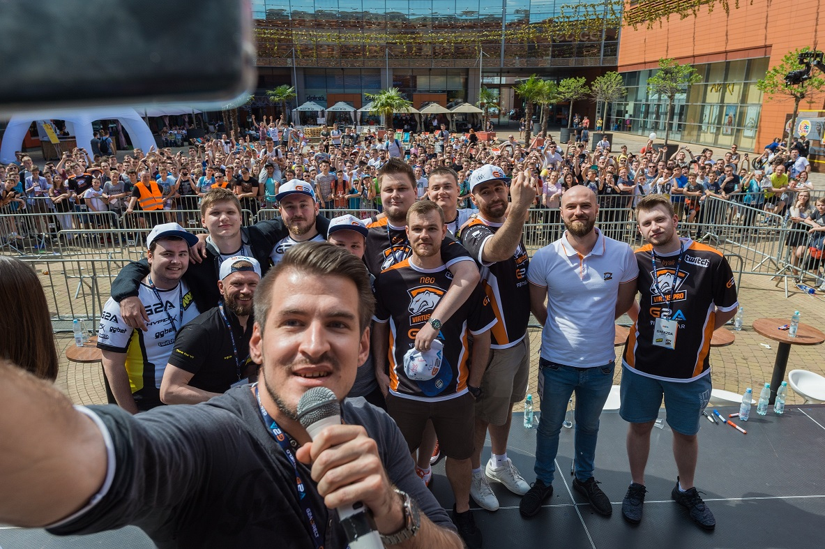 """""""The best bootcamp we have ever attended"""" – Virtus.pro and Natus Vincere bootcamp in Rzeszów has come to a close"""