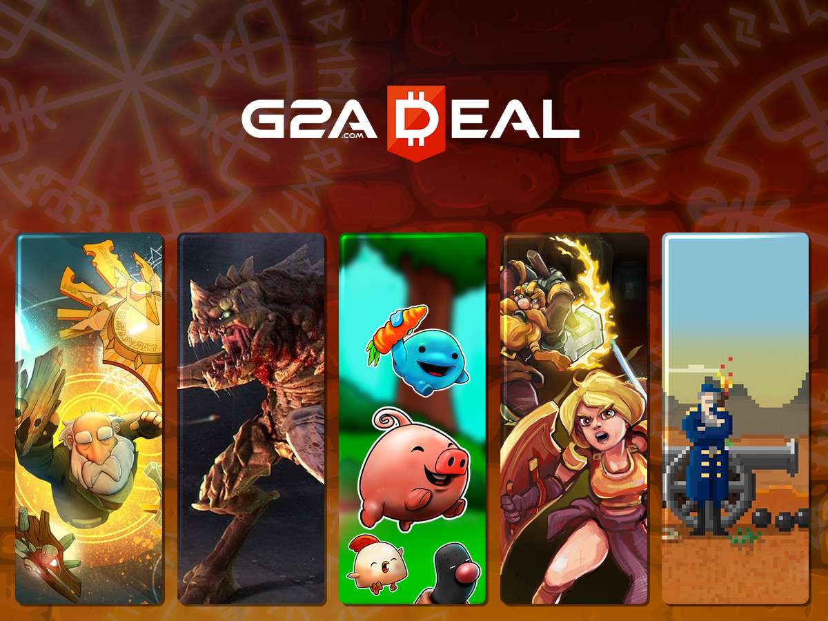 The keyboard is mightier than the revolver – G2A Deal #7