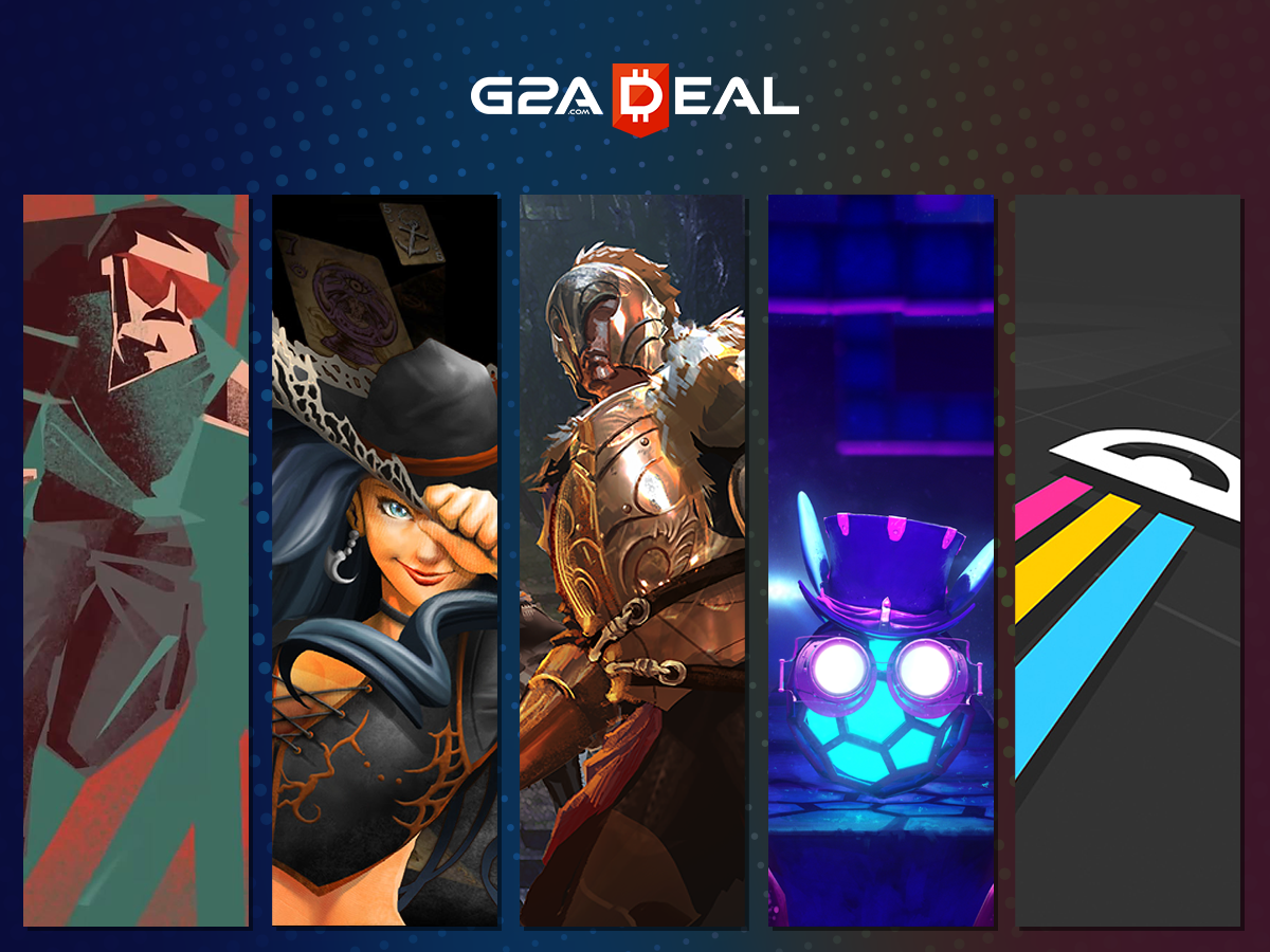 Cover your tracks and get lucky with G2A Deal #8