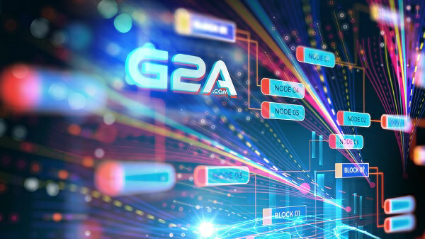 G2A.COM invests in blockchain technology