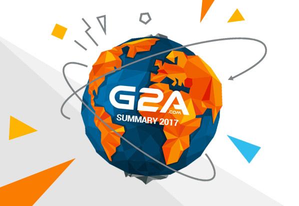 G2A.COM- 2017 Recap