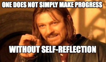 Boromir's trustworthy opinion doubles as a reliable fact