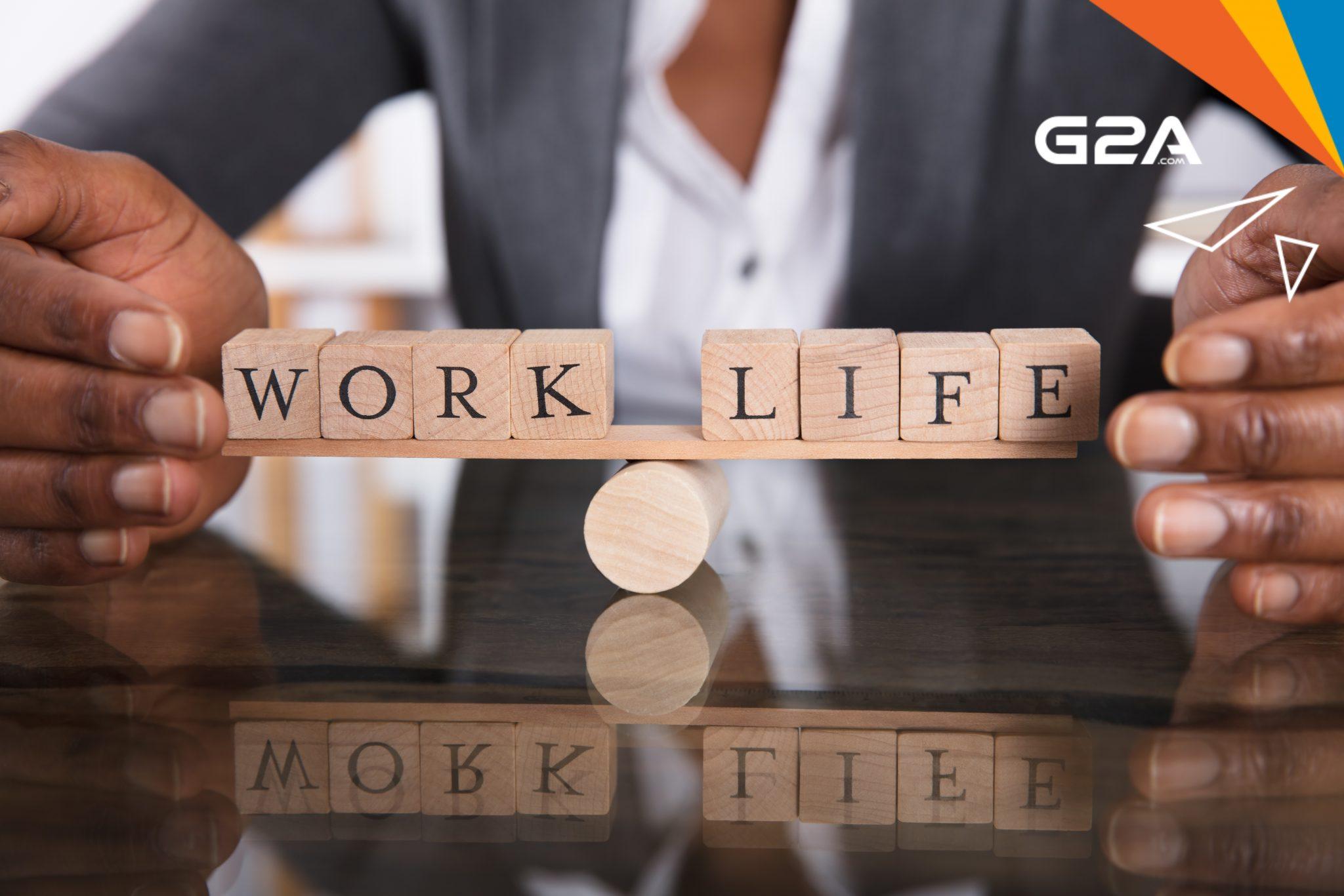 Work-life balance_#G2A Work Hack
