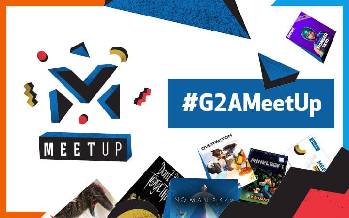 G2A Meet UP