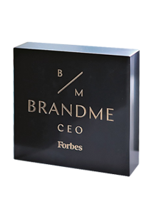 BrandMe CEO Award for CEO of G2A