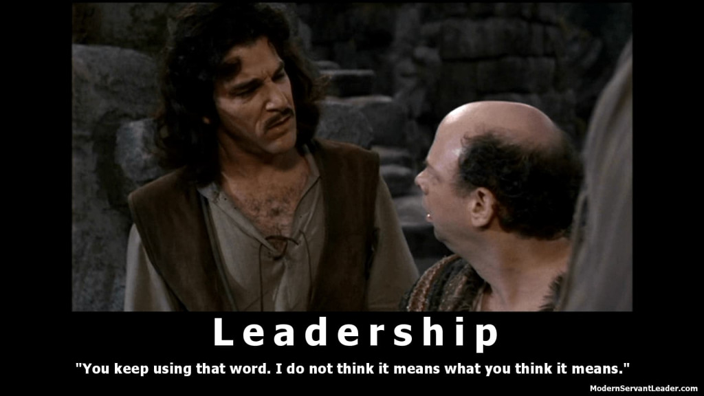 Leadership meaning