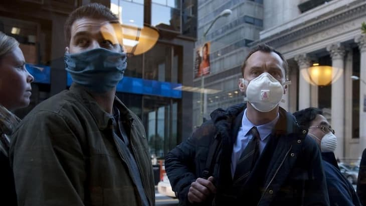 Contagion movie