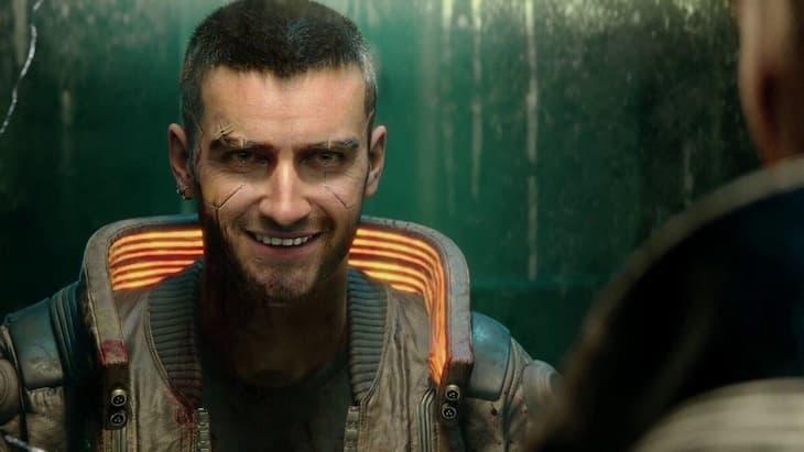 cyberpunk 2077 smile