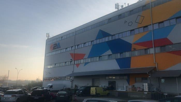 G2A Office