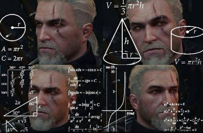 geralt math
