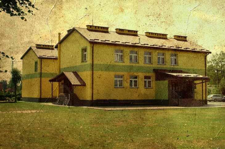 school in poland old