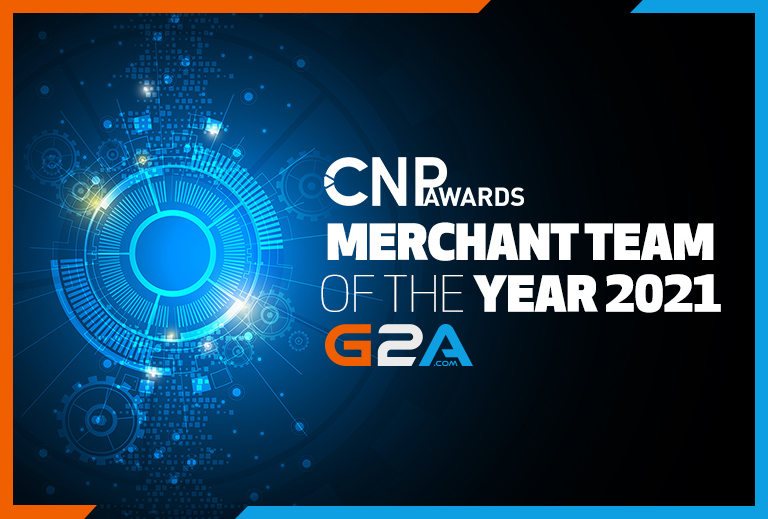 G2A.COM honoured for antifraud excellence with Merchant Team of the Year award at global ecommerce ceremony