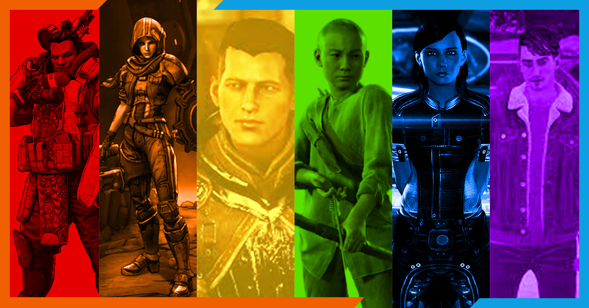 The TOP 5 LGBTQ+ Characters In Video Games