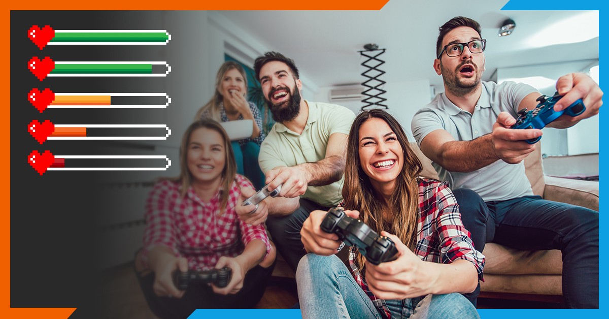 Want to Boost Your Health? Here Are 5 Ways Video Games Can Do It